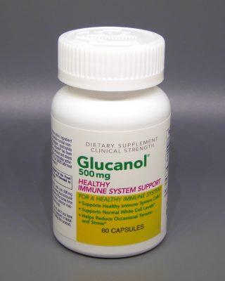 Glucanol Capsules 500mg